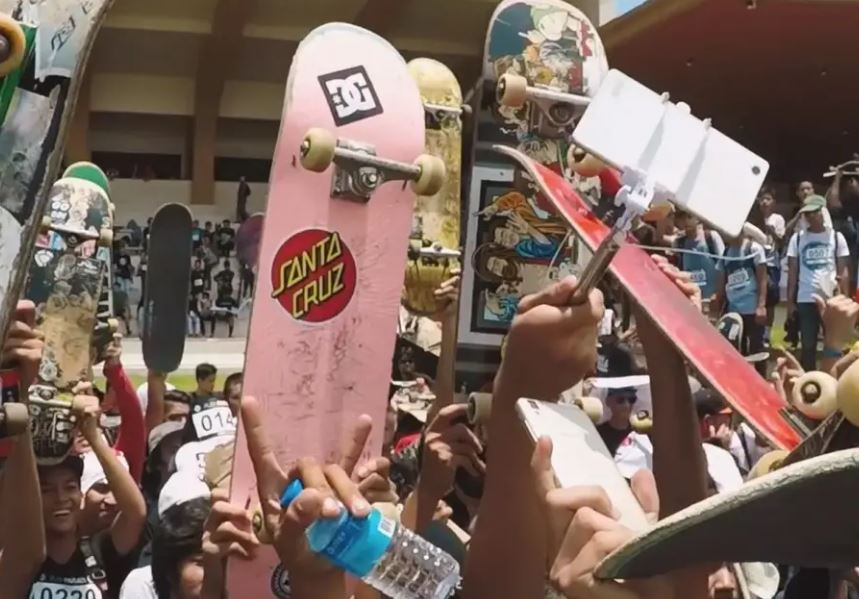 DC: GoSkateboarding Day